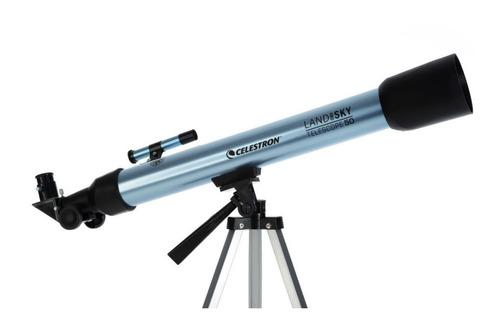 telescopio celestron land and sky 600x50mm envío gratis