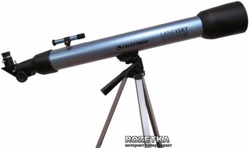 telescopio celestron land & sky 600x50 principiantes