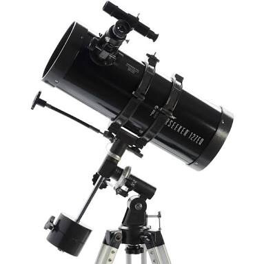 telescopio celestron power seeker 127eq