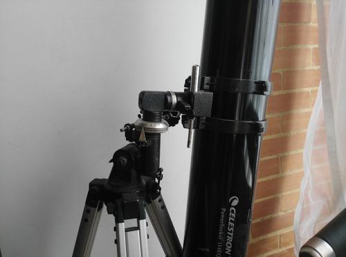 telescopio celestron powerseeker 114 eq
