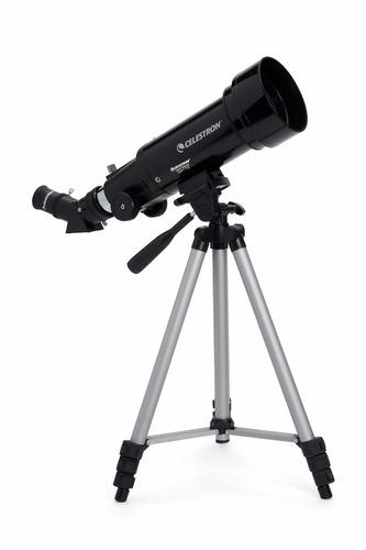 telescopio celestron travel scope 70 21035