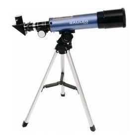 Telescopio Con Tripode 270x F360x50 Galileo