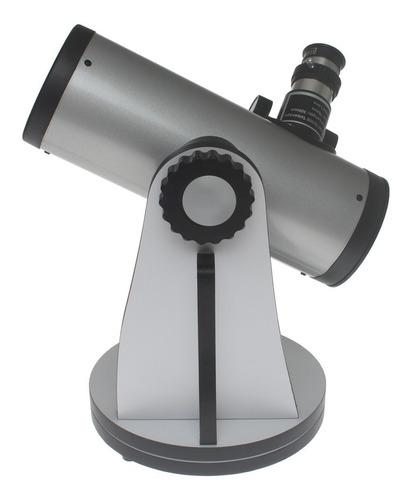 telescópio dobsoniano 76mm 300mm  bluetek mod: bm-dob300