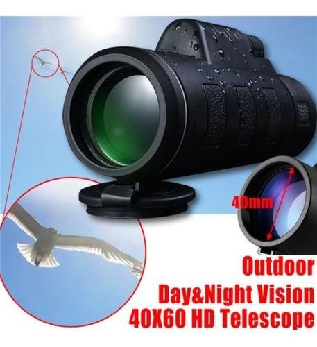 telescopio monocular camping senderismo caza de foco zoom le