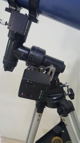 telescopio motorizado konus 130mm