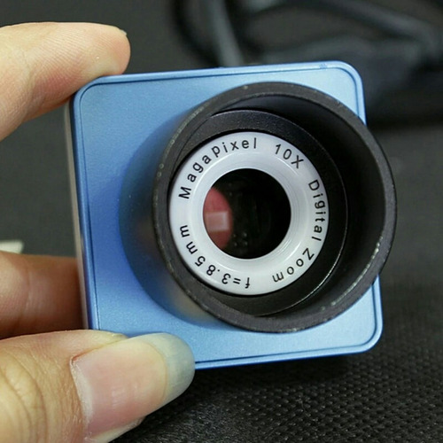 telescópio - ocular 4mm digital usb