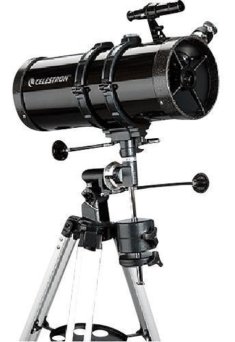 telescopio reflector newtonian