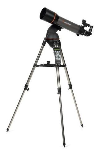 telescopio refractor computarizado celestron nexstar 102slt