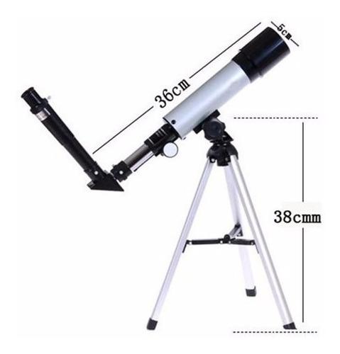 telescopio refrator constellation f36050 aproximação até 90x