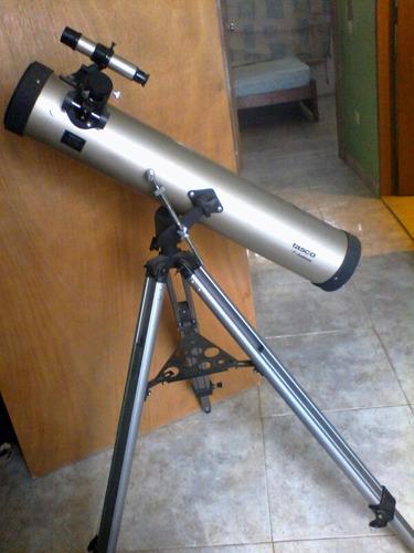 telescopio tasco luminova