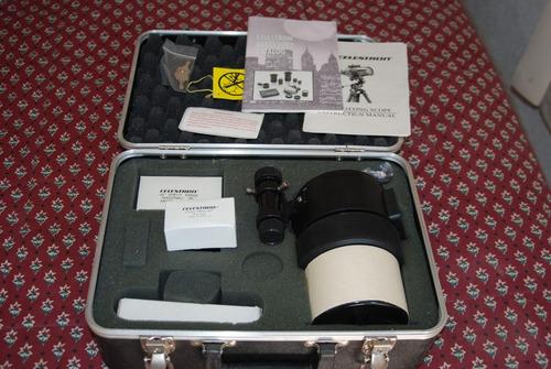 telescopio telefoto lente macro celestron nikon canon