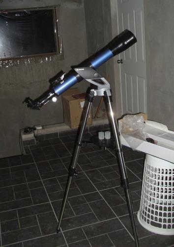 telescopio terra start 60