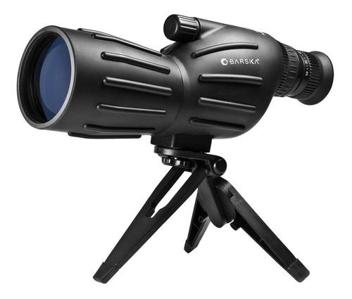 telescopio terrestre barska  15-40x50  + tripode + estuche