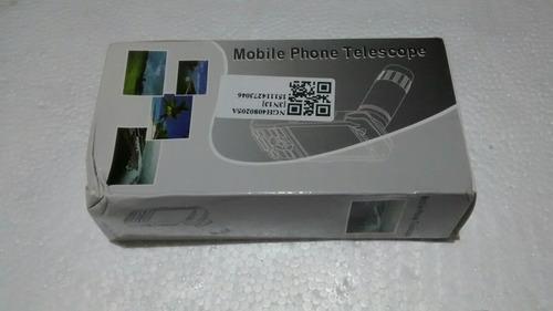 telescopio univeral celular smarfon