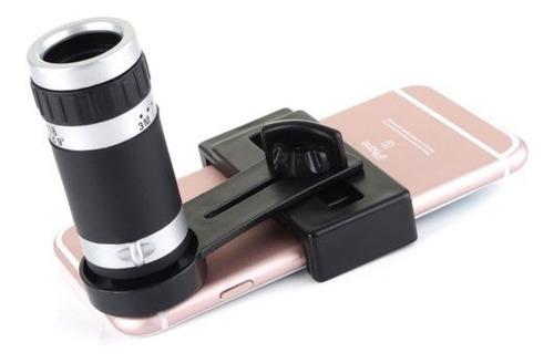 telescopio universal óptico de la lente del enfoque 8x para