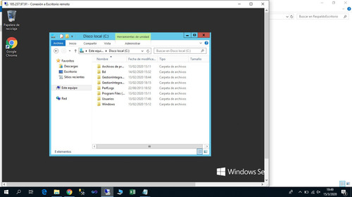 teletrabajo - servidores virtuales para trabajo remoto