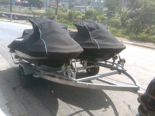 televendas carreta jetski galvanizada free hobby uso no mar