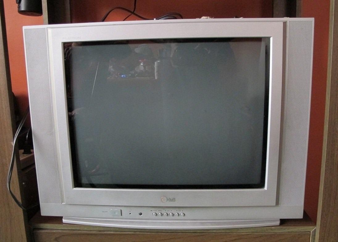 Television de pantalla plana marca lg flatron de 20 - Television pequena plana ...
