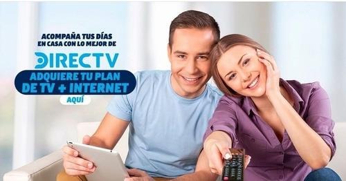 televisión + internet