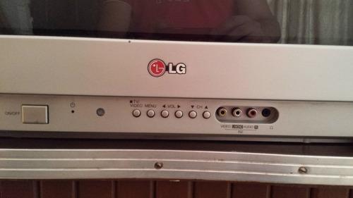 television lg 21¨pulgadas