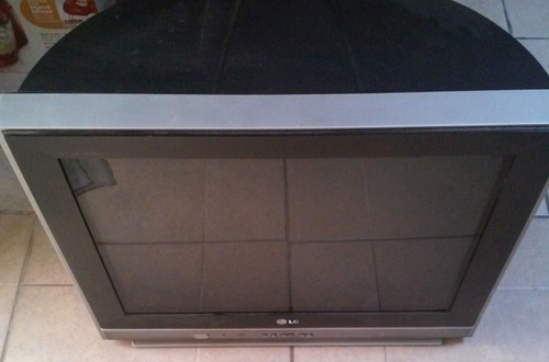 television lg flatron 21