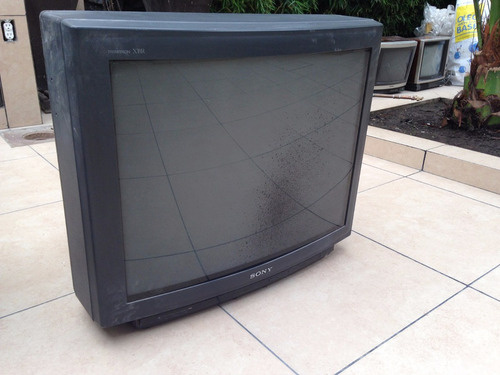 televisión marca sony kv-27xbr55 27  pulgadas