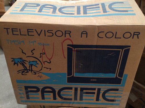 television pacific 14