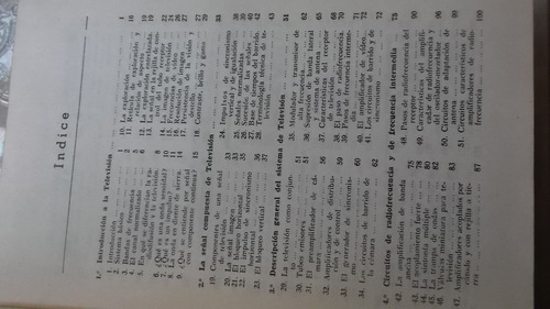 television para radiotecnicos 1952