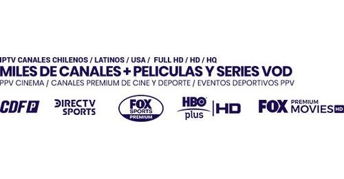 television por internet mas de 3000 canales