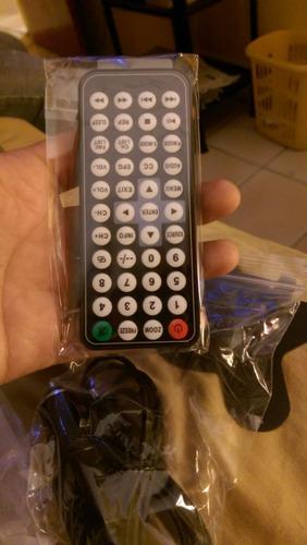 television portatil de 7 pulgadas, incluye audifonos