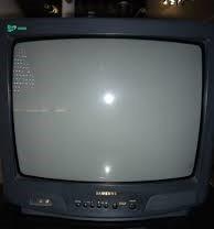 television samsung bio vision 21  excelente estado!