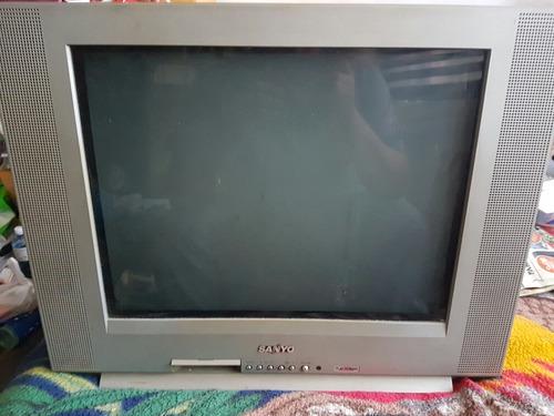 televisión sanyo analógica