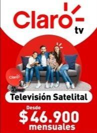 televisión satelital de claro