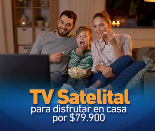 televisión satelital full hd