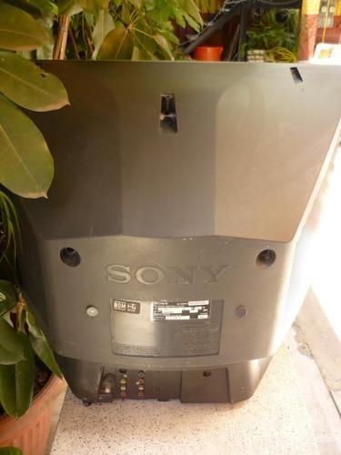 television sony wega 25 pulgadas