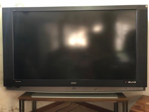 televisión sony wega 65 pulgadas no funciona remate