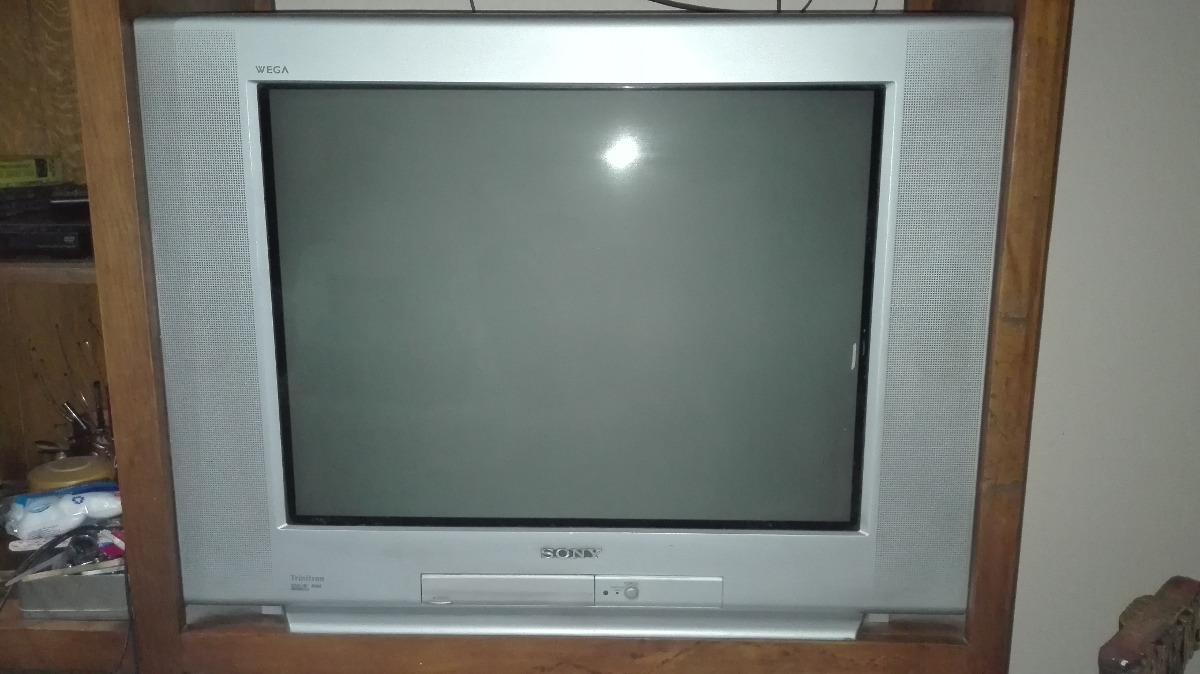 television sony wega trinitron 29 540 00 en mercado libre