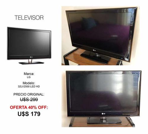 televisor 32 pulgadas usado