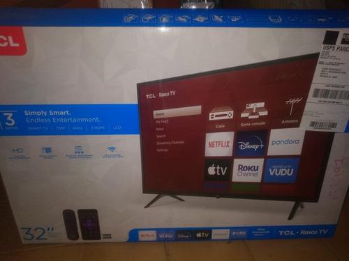 televisor 32 smartv tcl roku hd