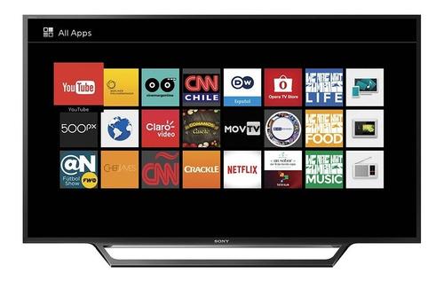 televisor 32  sony kdl-32w605d smart tv hd