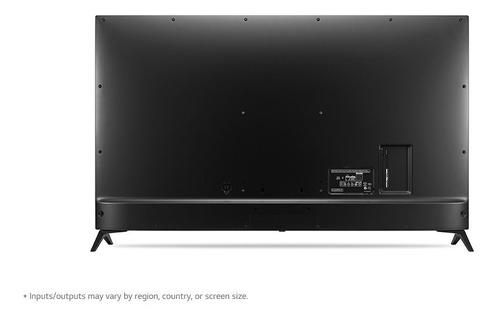 televisor 49 pulgadas lg 49uj651 4k smartv garantia 1 año