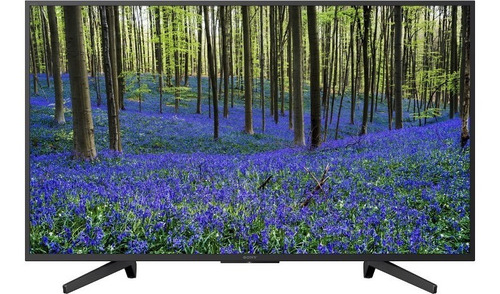 televisor 49 sony xbr49x725f smart tv 4k ultra hd