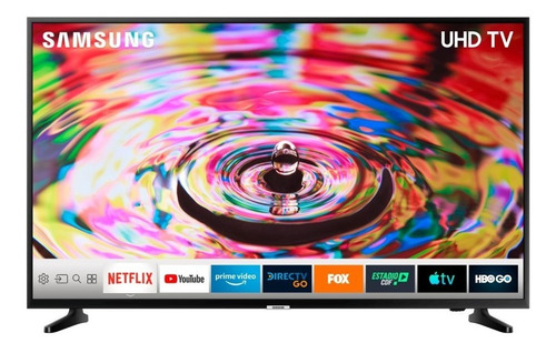 televisor 50  led 4k full hd 7095 smart tv 2019 samsung