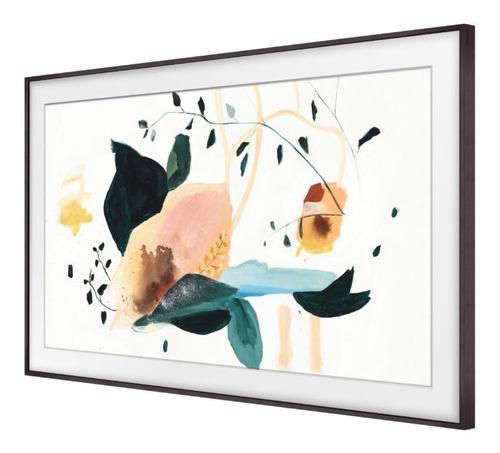 televisor 50  the frame qled 4k tv qn50ls03tagxzs  + marco