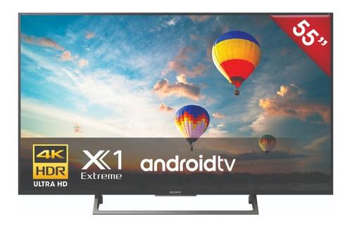 televisor 55  sony xbr55x805e smart tv 4k ultra hd