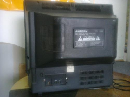 televisor amtron color de 20 pulgadas c/falla
