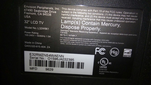 televisor aoc 32 pulgadas solo para respuetostienda .fisica
