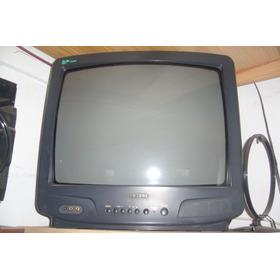 Televisor Color  20  Con Control Remoto
