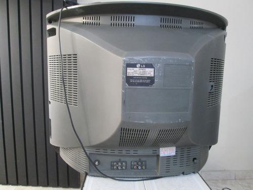 televisor convencional 27 lg cinemaster cp-29m30 con control