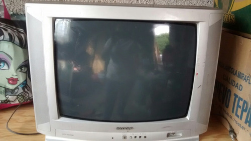 televisor daewoo 21  semi uso